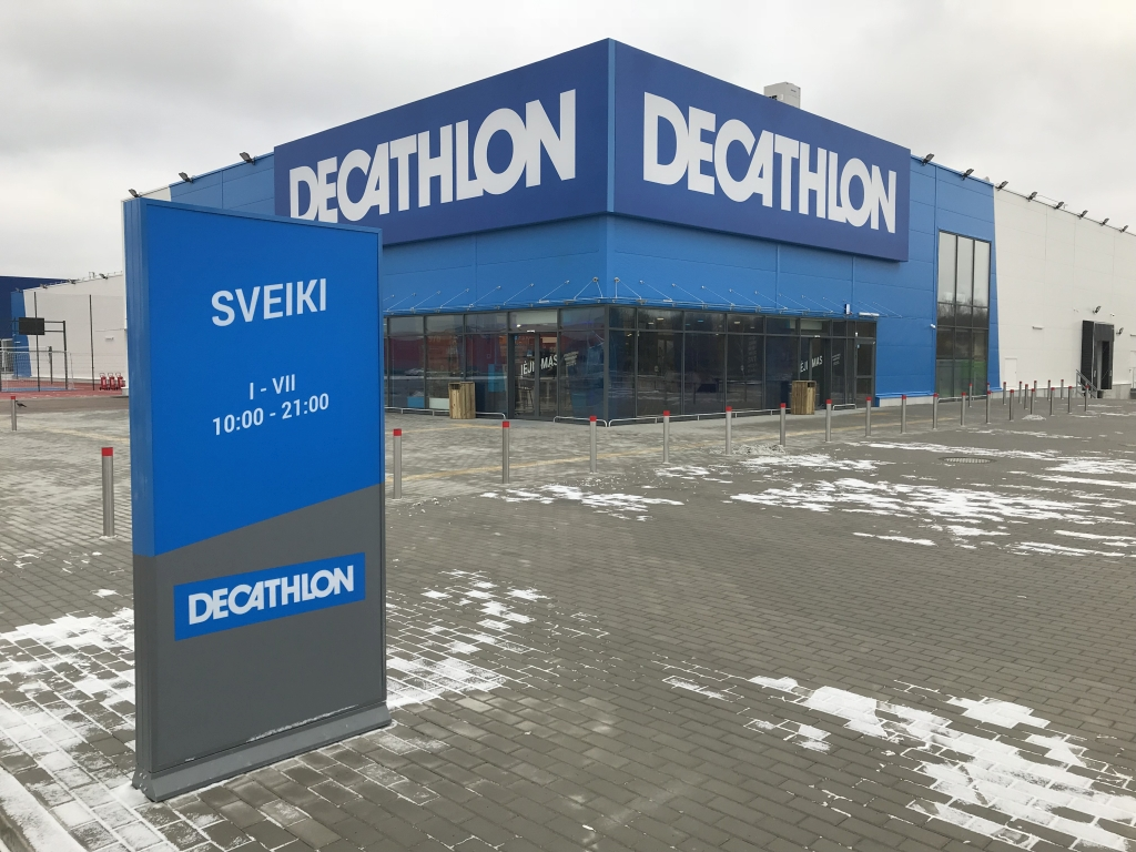 Decathlon Wilno